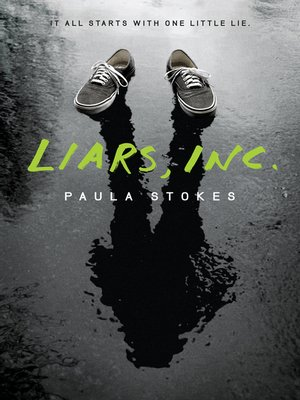 cover image of Liars, Inc.