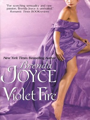 cover image of Violet Fire