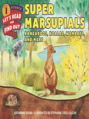 cover image of Super Marsupials