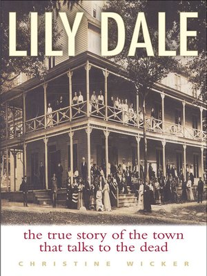 cover image of Lily Dale
