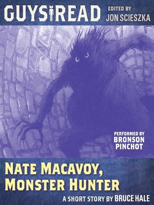 cover image of Nate Macavoy, Monster Hunter