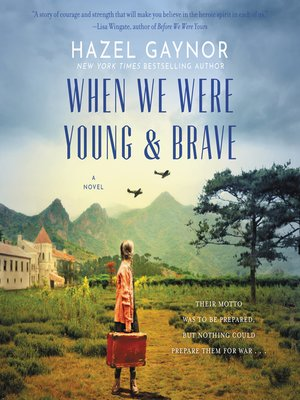 cover image of When We Were Young & Brave
