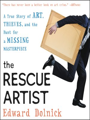 cover image of The Rescue Artist
