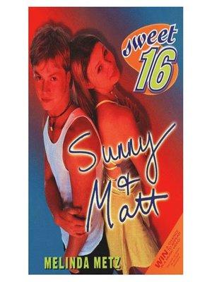 cover image of Sunny & Matt
