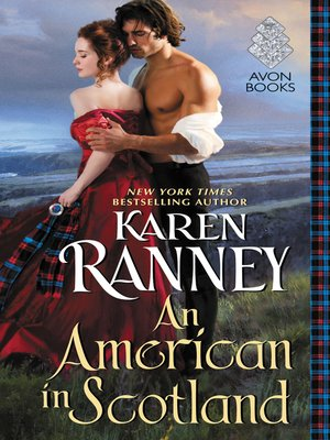 cover image of An American in Scotland