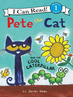 cover image of Pete the Cat and the Cool Caterpillar