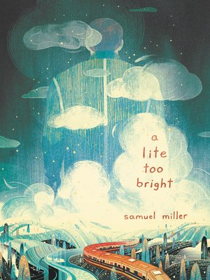 cover image of A Lite Too Bright