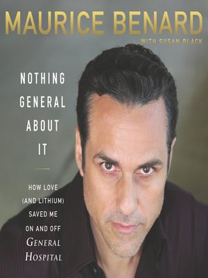 cover image of Nothing General About It