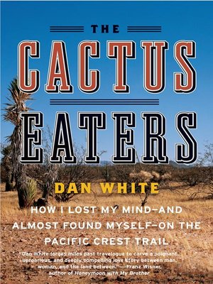 cover image of The Cactus Eaters
