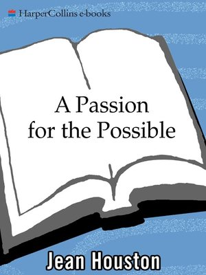cover image of A Passion For the Possible