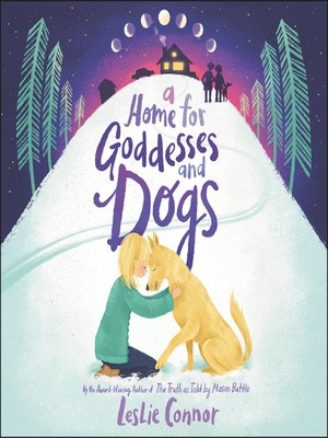 cover image of A Home for Goddesses and Dogs