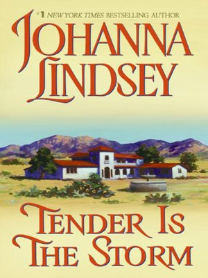 cover image of Tender Is the Storm