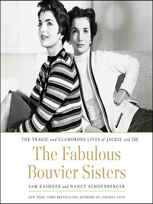 cover image of The Fabulous Bouvier Sisters