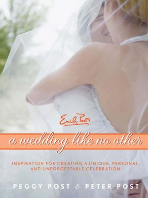 cover image of A Wedding Like No Other