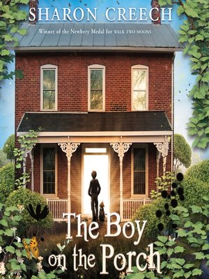 cover image of The Boy on the Porch