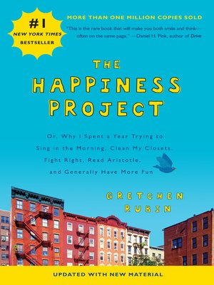 cover image of The Happiness Project (Revised Edition)