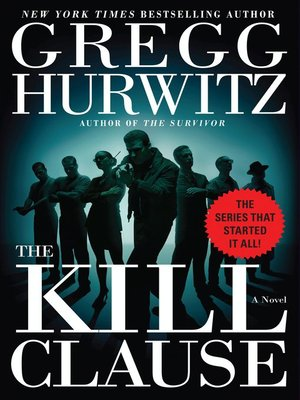 cover image of The Kill Clause