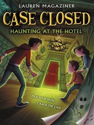 cover image of Haunting at the Hotel