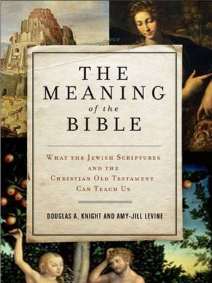 cover image of The Meaning of the Bible