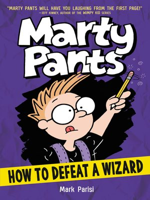 cover image of Marty Pants #3