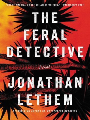 cover image of The Feral Detective