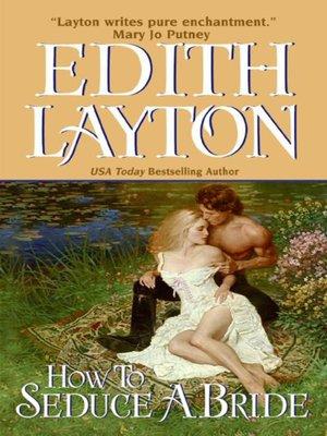 cover image of How to Seduce a Bride