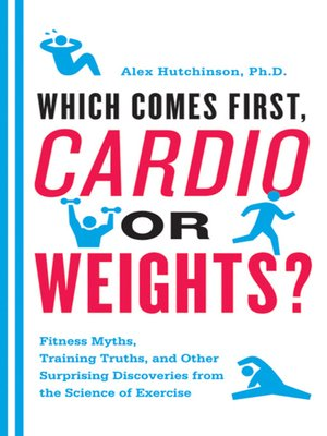 cover image of Which Comes First, Cardio or Weights?
