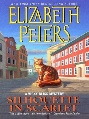 cover image of Silhouette in Scarlet