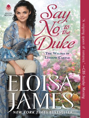 cover image of Say No to the Duke