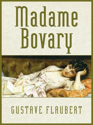 cover image of Madame Bovary
