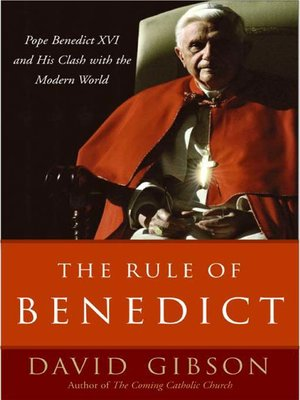 cover image of The Rule of Benedict