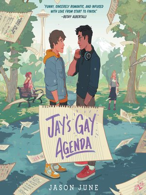 cover image of Jay's Gay Agenda