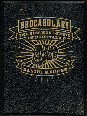 cover image of Brocabulary