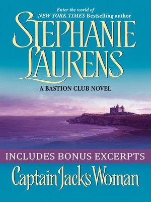 cover image of Captain Jack's Woman with Bonus Material