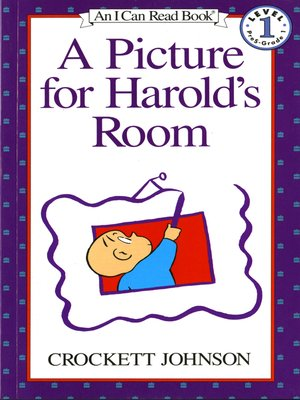 cover image of A Picture for Harold's Room