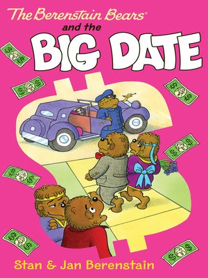 cover image of The Berenstain Bears and the Big Date