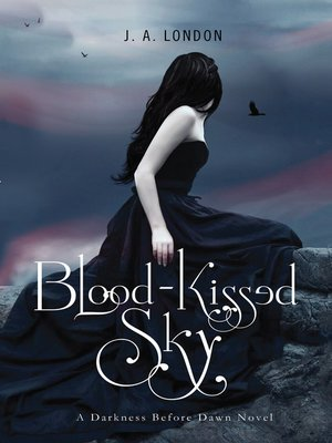 cover image of Blood-Kissed Sky
