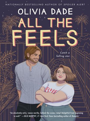 cover image of All the Feels