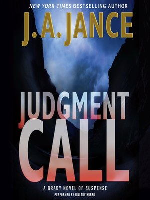 cover image of Judgment Call