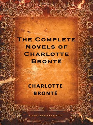 cover image of The Complete Novels of Charlotte Bronte