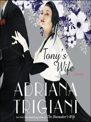 cover image of Tony's Wife