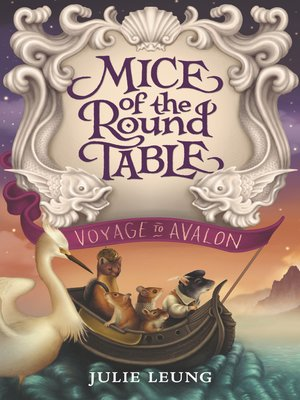 cover image of Voyage to Avalon