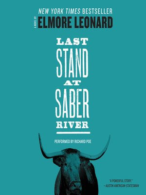 cover image of Last Stand at Saber River