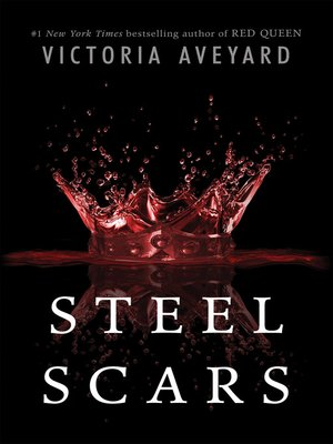 cover image of Steel Scars
