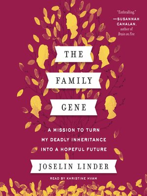 cover image of The Family Gene