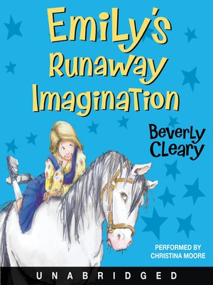 cover image of Emily's Runaway Imagination