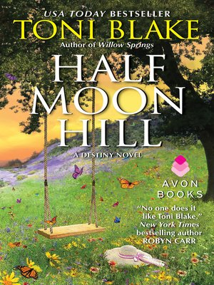 cover image of Half Moon Hill