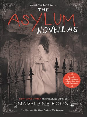 cover image of The Asylum Novellas