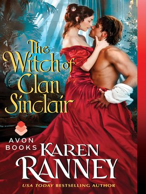 cover image of The Witch of Clan Sinclair