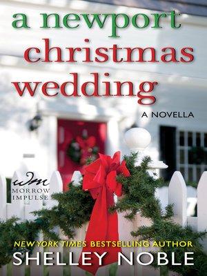 cover image of A Newport Christmas Wedding